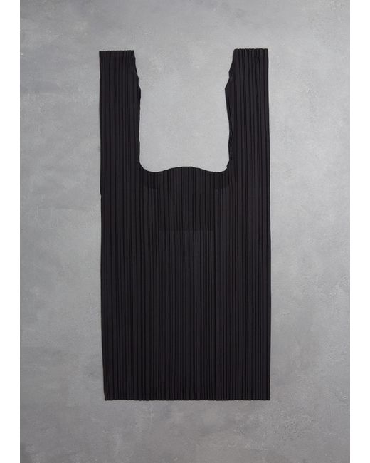 ... Pleats Please Issey Miyake - Black Shopping Pleats Tote - Lyst ... cbcd1389a2