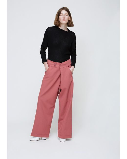 Marni | Multicolor Lipstick Trouser | Lyst