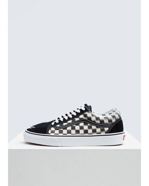 0cca66a530 Vans - Black Old Skool Sneaker for Men - Lyst ...