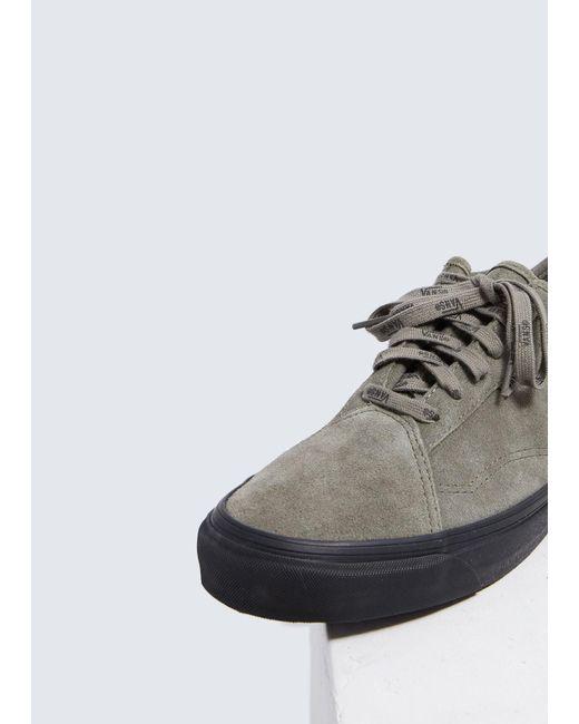 34933b14db ... Vans - Black Diamo Ni Sneaker for Men - Lyst ...