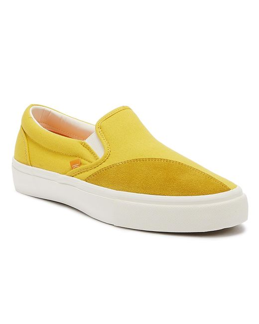 Clear Weather Dodds Mens Yellow Trainers for men