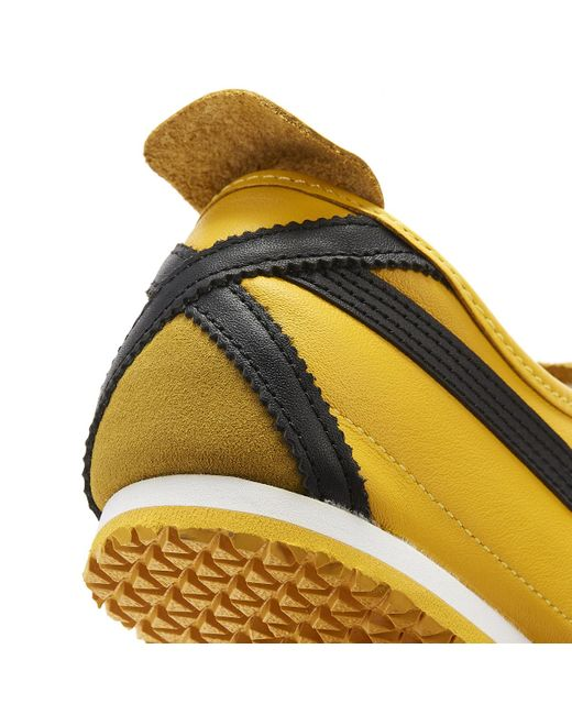 separation shoes 77818 185e7 Mexico 66 Mens Yellow / Black Sneakers