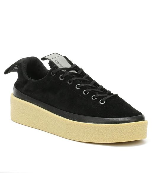 Clear Weather Eichler Denali Black Trainers for men