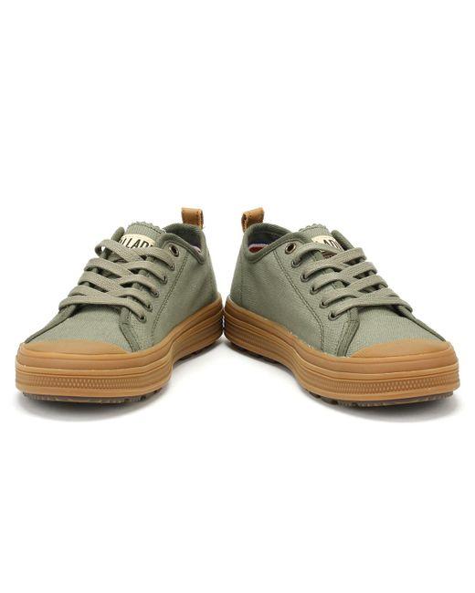 PALLAPHOENIX - Sneaker low - olive night OPAZ4