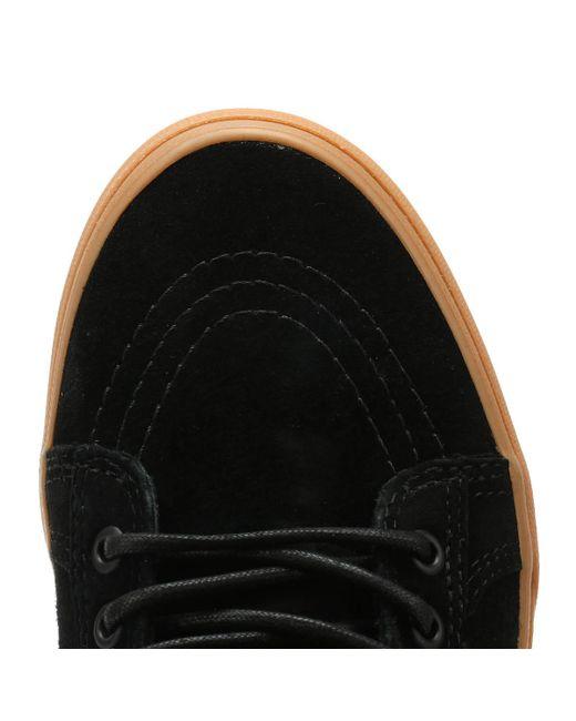 ee5b8b4d591626 Vans Sk8-hi Mte Trainers in Black for Men - Save 36% - Lyst