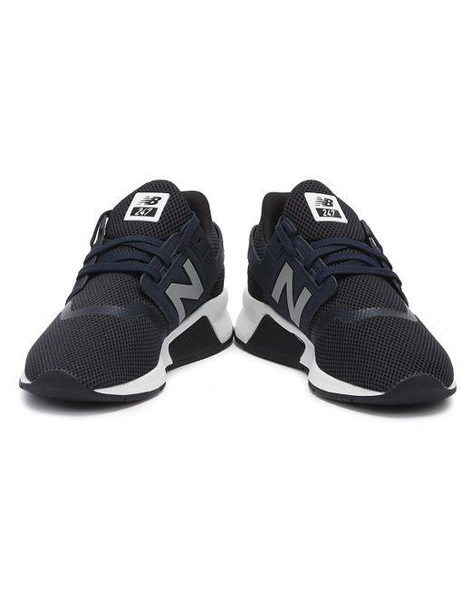 af7439bad8c Blue 247v2 Mens Navy Sneakers