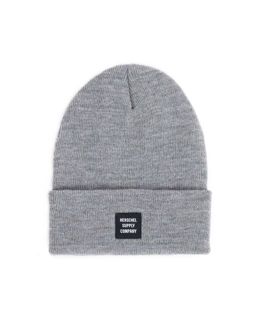 Herschel Supply Co. | Gray Grey Abbott Beanie for Men | Lyst