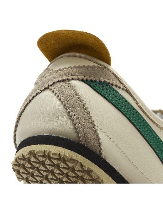 super popular e8dbb 65026 Natural Mexico 66 Mens Birch Beige / Green Sneakers