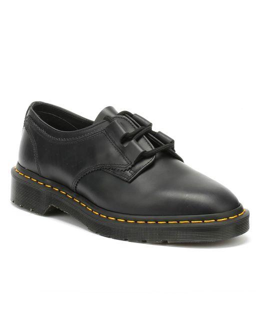 Dr. Martens Blue Dr. Martens 1461 Ghillie Aqua Glide Navy Shoes for men