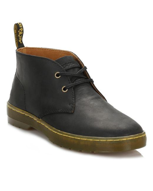 Dr. Martens Dr. Martens Cabrillo Mens Black Desert Boots for men