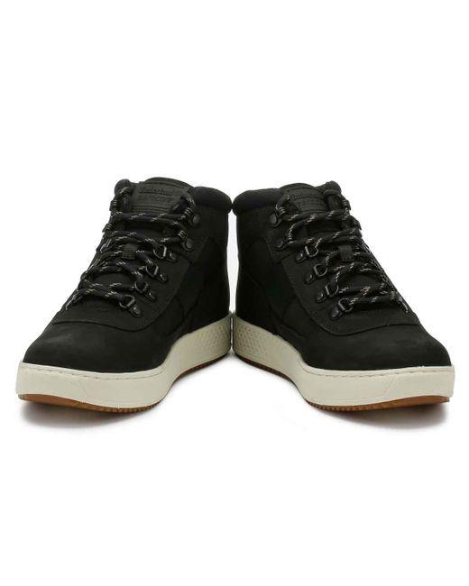 Keine Verkaufssteuer viele möglichkeiten Mode Timberland Leather Mens Black City Roam Cupsole Boots Men's ...