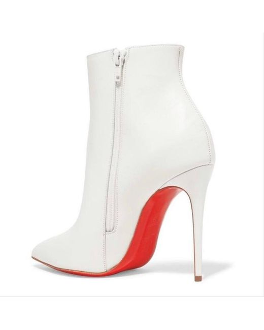 Christian Louboutin | So Kate 100 Ankle Boots aus Leder