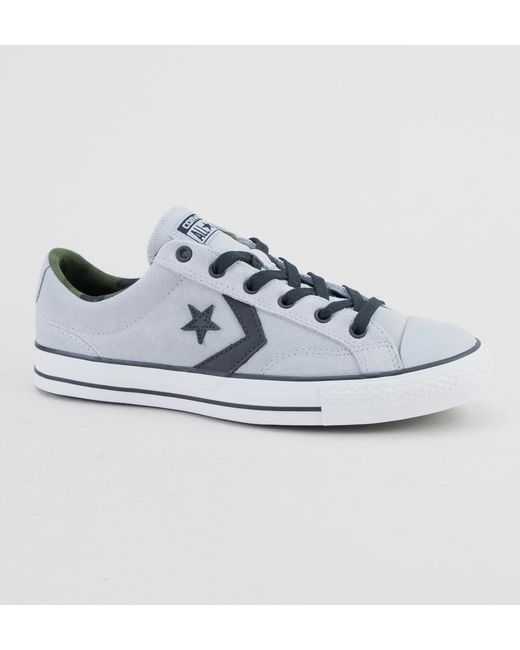9a8be1fdb2a9ec Converse - Multicolor 159777c Star Player Ox Trainers for Men - Lyst ...