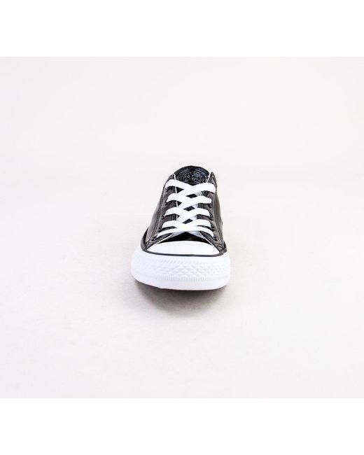 ebe33a5e3958 ... Converse - Multicolor 562482c Ct As Ox Black-black-white Trainers -  Lyst ...