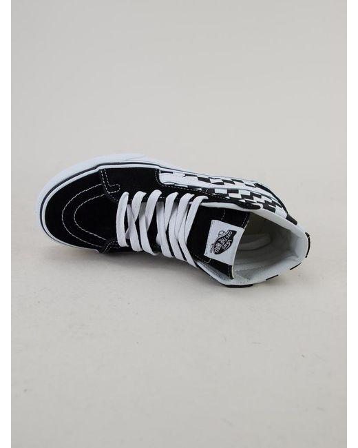 a03f6f0641 ... Vans - Multicolor Sk8-hi Patch High Top Sneaker - Lyst ...