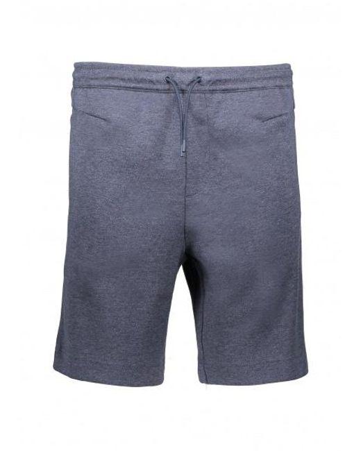 afabbf9eb BOSS - Blue Headlo Shorts 414 for Men - Lyst ...