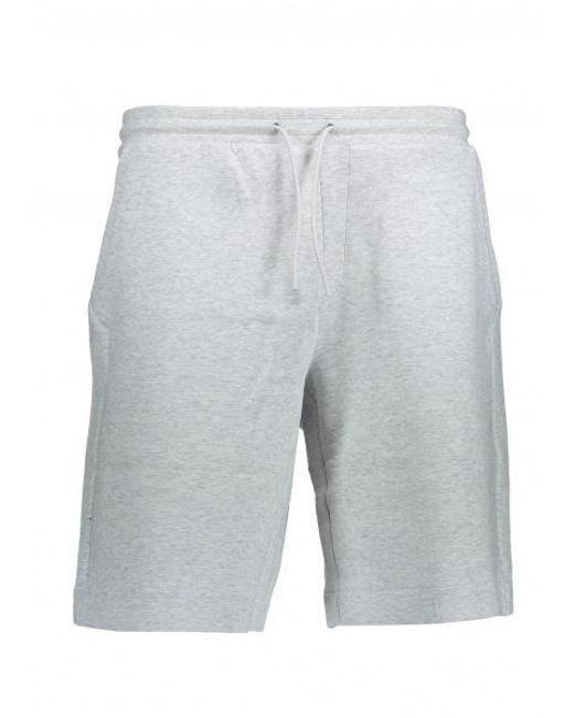 69cea1d77 BOSS - Gray Headlo 1 Shorts for Men - Lyst ...