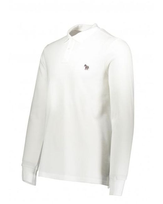 01233c20 ... Paul Smith - White Ls Polo for Men - Lyst ...