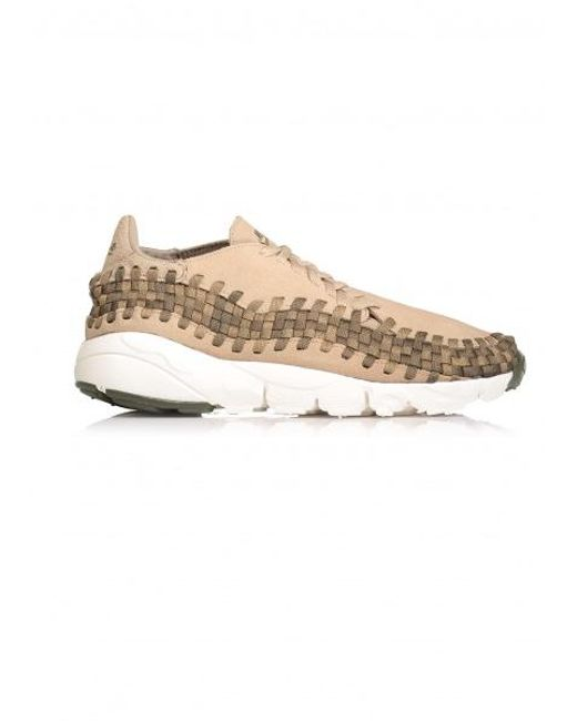 Nike - Natural Air Footscape Woven Nm - Lyst