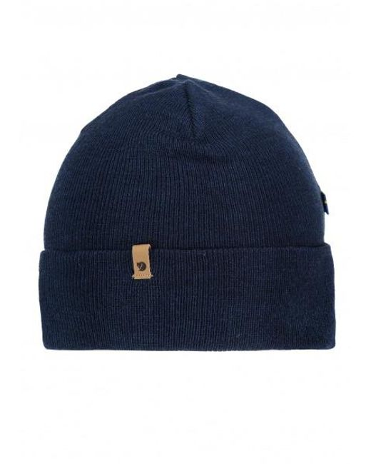 Fjallraven - Blue Classic Knit Hat for Men - Lyst ... a4e7b5aaa1a