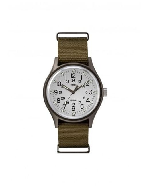 bdbc7f2cc Timex - Green Mk1 Aluminum Watch for Men - Lyst ...