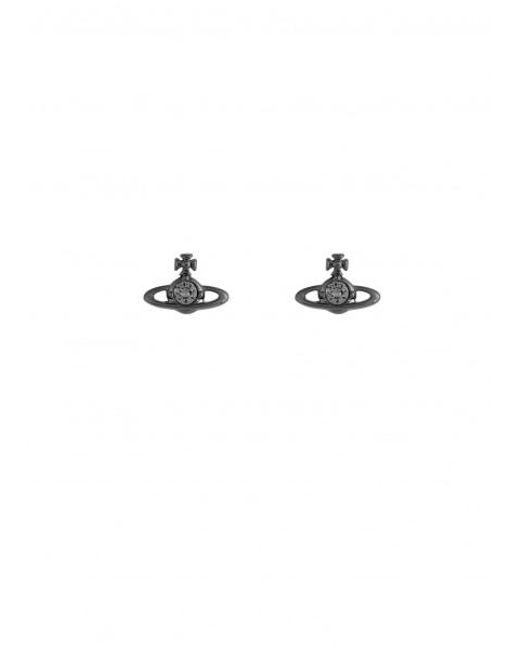 Vivienne Westwood - Metallic Nano Solitaire Earrings - Lyst