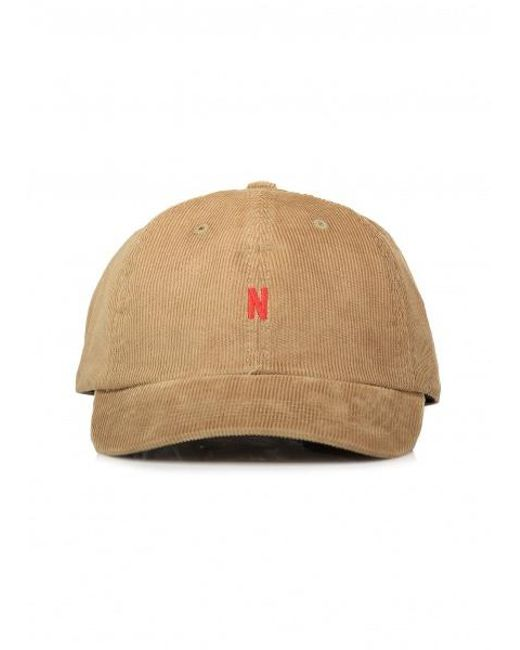7c6959e6958 Norse Projects - Natural Thin Cord Sports Cap for Men - Lyst ...