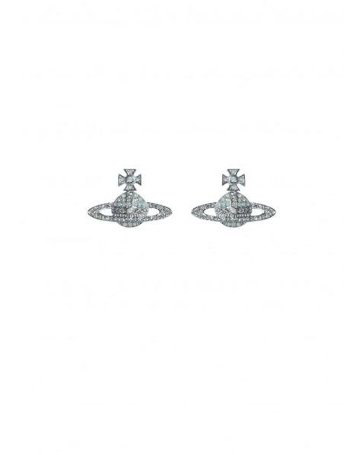 Vivienne Westwood - Metallic Kika Earrings - Lyst