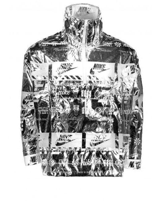 Nike - Metallic Sportswear Jacket for Men - Lyst