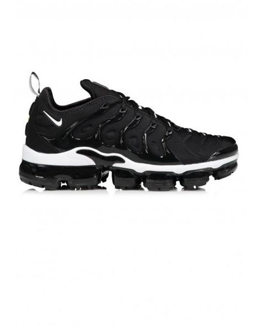 aed935310889a5 Nike Air Vapormax Plus Black in Black for Men - Lyst