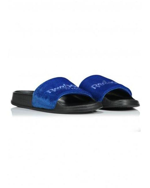 ... Reebok - Blue Classic Slide for Men - Lyst ... 9a3a1ae0e