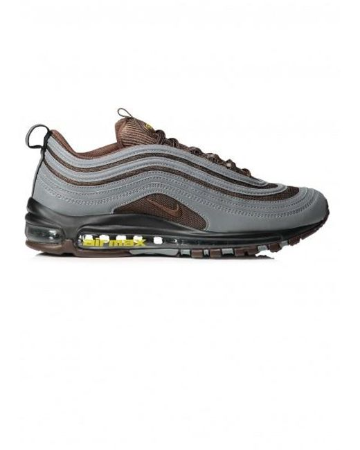 17281c8ad Nike - Gray Air Max 97 Premium for Men - Lyst ...