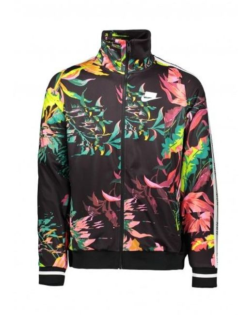 163a8611832b Nike - Multicolor Nsw Track Jacket for Men - Lyst ...