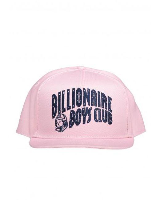 11b693348f7 Bbcicecream Arch Logo Snapback Cap in Pink for Men - Save ...