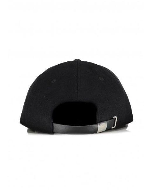 aaf5259d118 ... Canada Goose - Black Melton Wool Cap for Men - Lyst