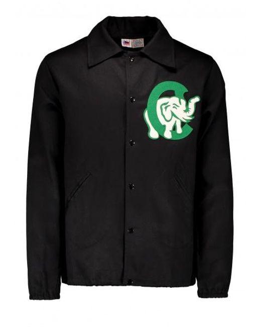 Ebbets Field Flannels - Black Cienfeugos Elephantes Wb Jacket for Men - Lyst