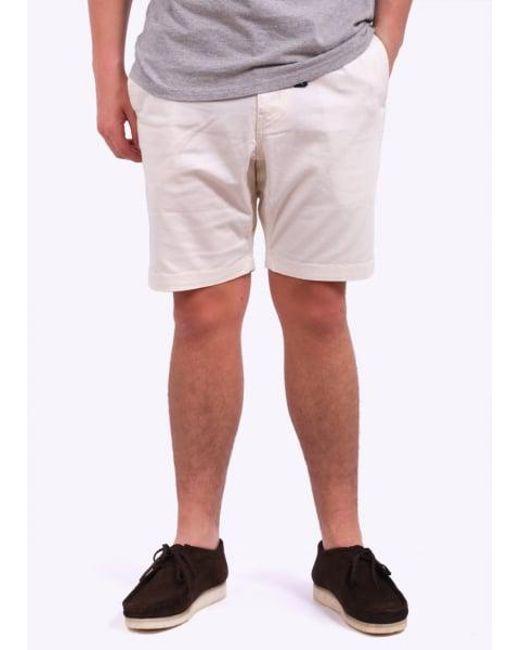 Manastash | White Flex Climb Shorts for Men | Lyst
