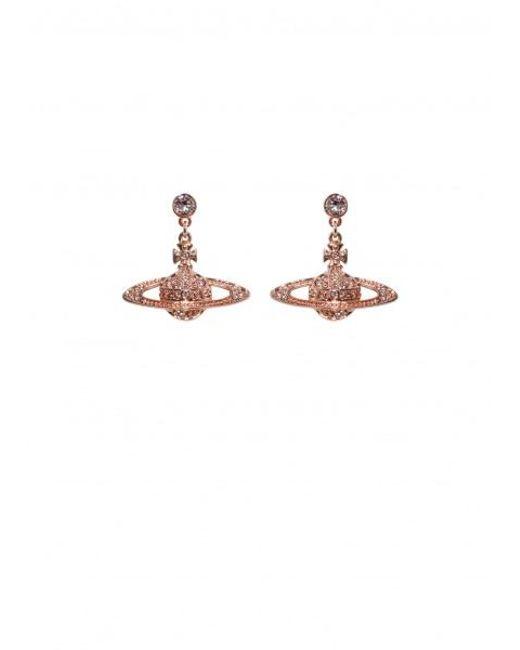 Vivienne Westwood | Metallic Bas Relief Drop Earrings | Lyst