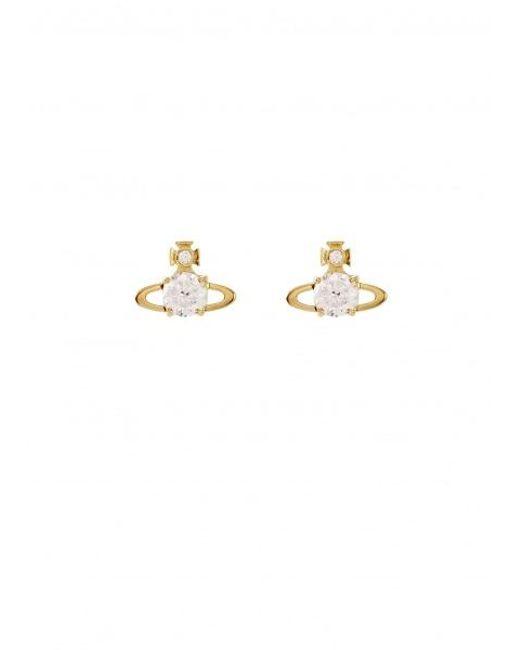c5311f705 Vivienne Westwood - Metallic Reina Earrings - Lyst ...
