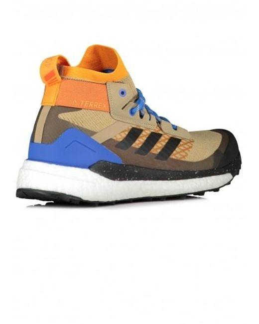 adidas terrex free hiker beigw