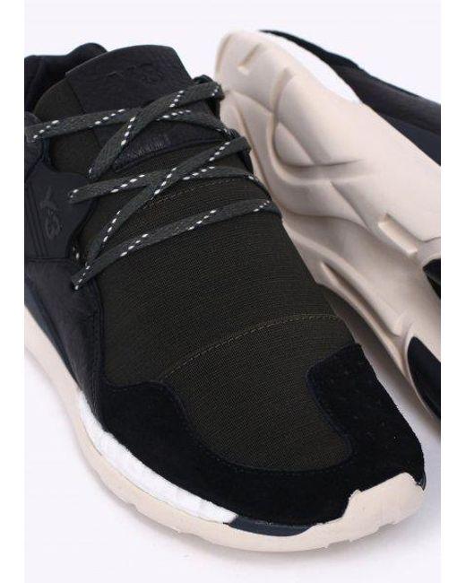 ed6dc9a84 ... Y-3 - Green Y3 / Adidas for Men - Lyst ...