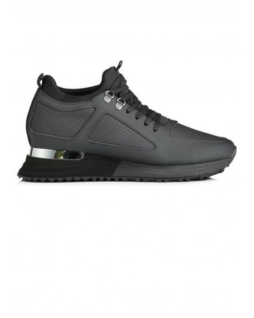 Mallet Black Diver 2.0 Midnight Trainers for men