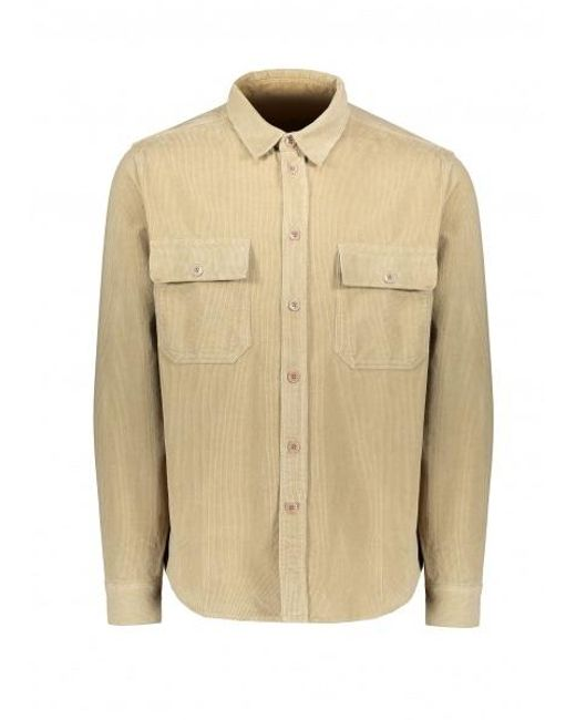 WOOD WOOD Natural Andrew 12w Shirt for men