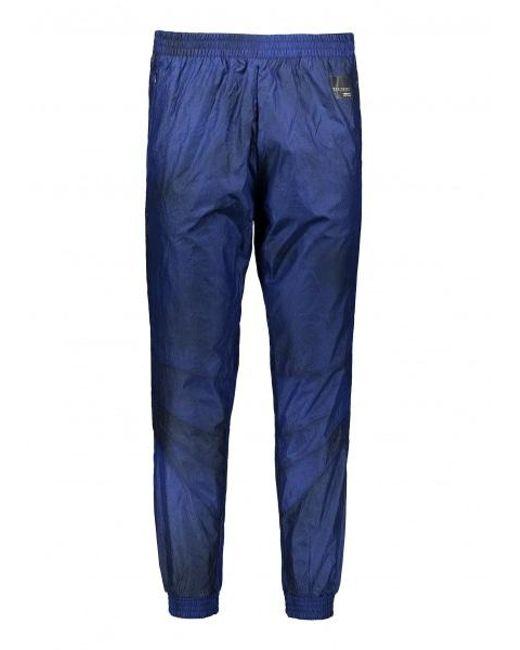 Adidas track originali eqt pantaloni blu per gli uomini lyst
