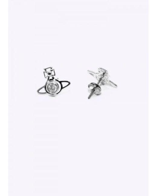 Vivienne Westwood Metallic Nora Earrings