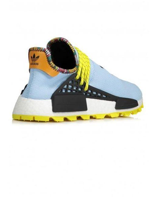 69a888ad4a9aa ... Adidas Originals - Multicolor Pw Solar Hu Nmd for Men - Lyst ...