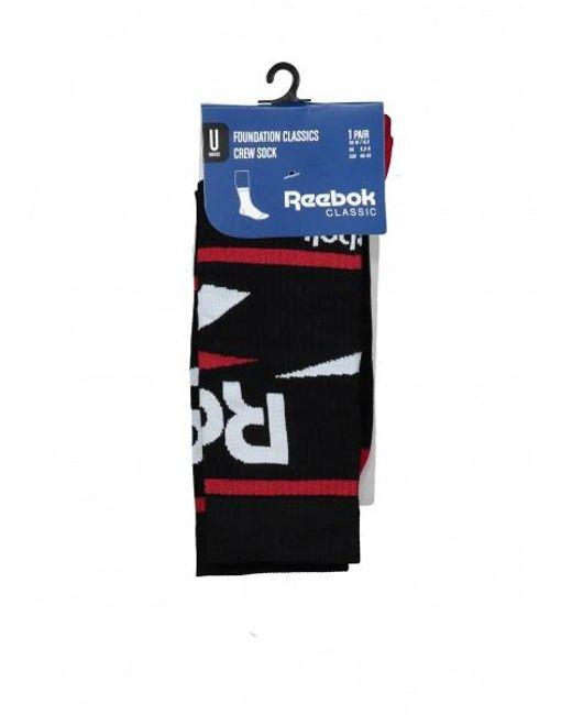 Reebok - Black Vector Graphic Socks for Men - Lyst