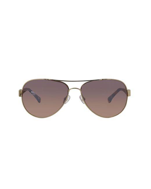 Trina Turk - Brown Lazio Sunglasses - Lyst