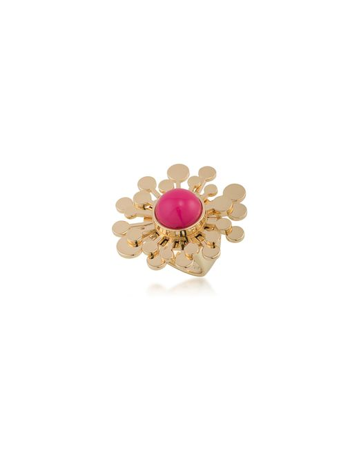 Trina Turk | Multicolor Indian Canyon Flower Ring | Lyst