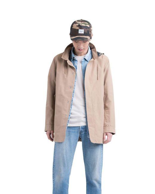 Manteau camouflage camouflage Woodland camouflage kaki Herschel Supply Co. pour homme en coloris Multicolor